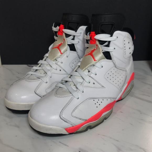 Air Jordan 6 Retro 'Infrared' 2014